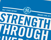 GE - Half Yearly Report