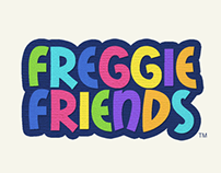 Freggie Friends (healthy eating campaign for kids)