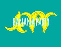 Banana Party Cafe