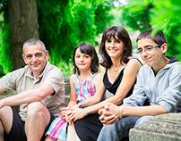 Shooting Portrait avec la Famille Chapron