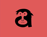 Threatened Species   Typographic illustration