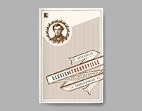 Book cover – Alexis de Tocqueville: a life