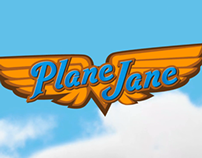 Plane Jane In-Flyers