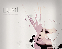 LUMI Fashion Symposium Identity