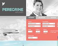 Peregrine Airline Identity