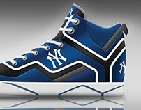 NEW YORK YANKEES MID-TOP