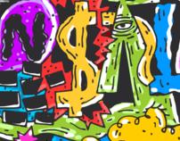 EnsaladillaMc! Freak Logo