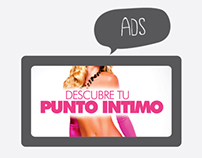 Ads for Punto Intimo
