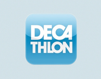 Decathlon - App iphone et android