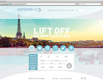 Artemis Air: Airline Rebrand