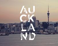 Auckland City Editorial Spread