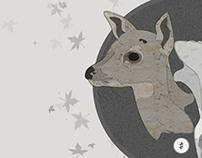 Animal Print (Deer)