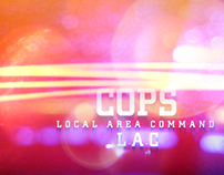 Cops: L.A.C. - Title Sequence / Show Package