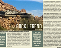 Feature Article Layout