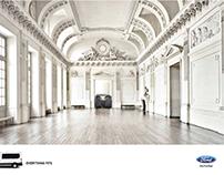 Ford transit - Grand Halls