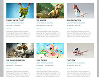 TrueStory – Fullscreen WordPress Theme