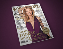 Woman & Home Magazine, May '13 Issue