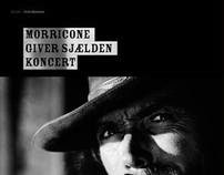 Morricone magazine spread