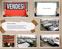 HONDA for MotorShow - Guerrilla