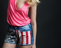 Justina's photoshoot