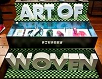 ART OF WOVEN