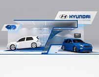 Hyundai Booth