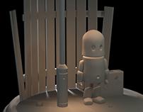 Matt Dixon Robot