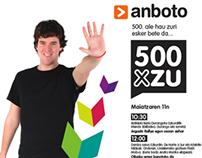 Anboto -500XZU-