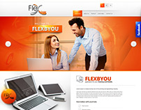 FLEXBYOU WEBSITE