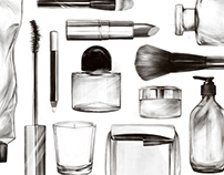 SPACE NK Apothecary London | Brand Drawing