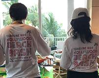 T-Shirt Design for The Sunshine Kids Foundation
