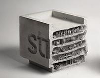 Strat Awards - Trophy
