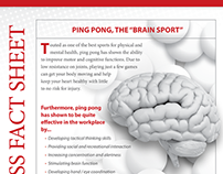 Wellness Fact Sheets