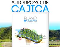 INFOGRAFÍA AUTODROMO DE CAJICA