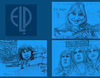 ELP - Emerson, Lake & Palmer. Obituario.