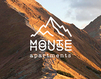 Monte House Apartments / identity and website