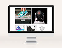 Finish Line Website Promos