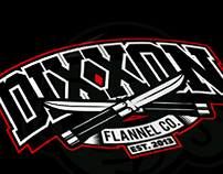 "Dixxon ""knives"" shirt design"
