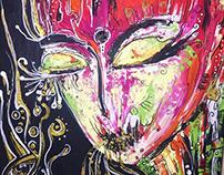 paint, sketch,