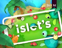 〈islet's〉 - Zero Waste Gaming App