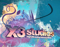 X3 Studios Website V4.1