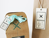 Shake, Rattle & Roll Bakery: Cupcake Packaging
