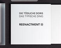 DIE TÖDLICHE DORIS – DAS TYPISCHE DING / REENACTMENT I