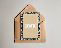 Wedding Design | m&m