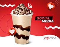 Social Media - Cafeccino