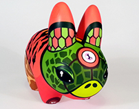 "7"" Turtgerafe Labbit"