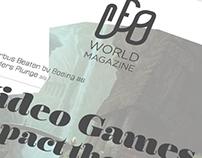 Economic Magazine Rebranding