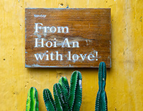 The Yellow Walls of Hoi An.