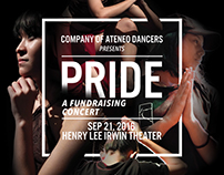 [CONCEPT] PRIDE Dance Concert Poster