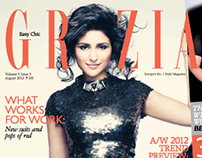 Internship at GRAZIA India